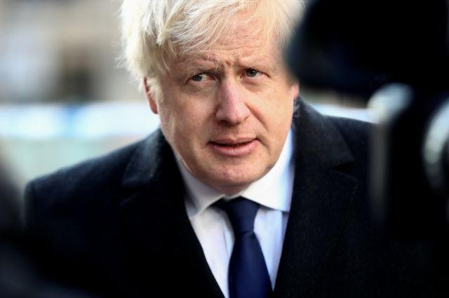 Джонсон пообещал изучить закон о нацбезопасности в Гонконге