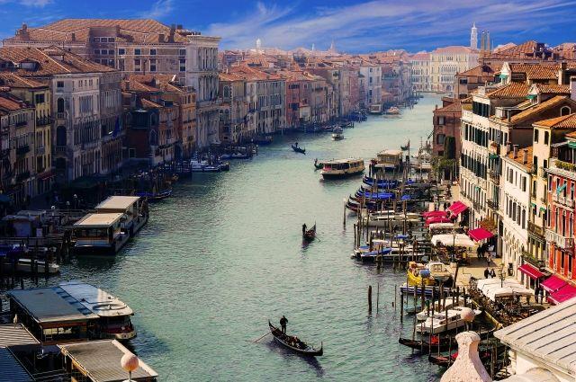 В Венеции отложили введение платы за въезд
