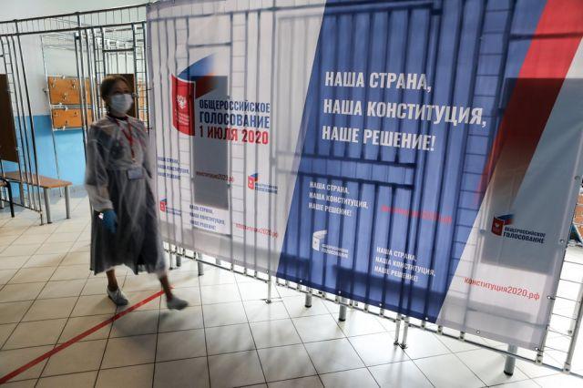 МГИК и Общественный штаб осуществляют постоянный контроль голосования