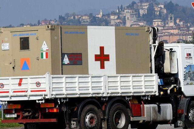 СМИ: в Италии в 2019 году были выявлены «подозрительные случаи» пневмонии