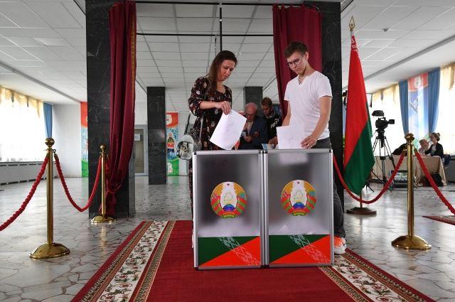 Явка избирателей на выборах президента Белоруссии составила 84,05%