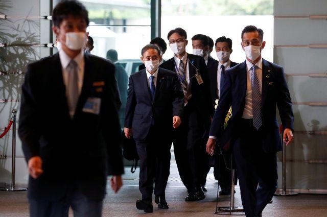 В Японии стал известен состав нового правительства