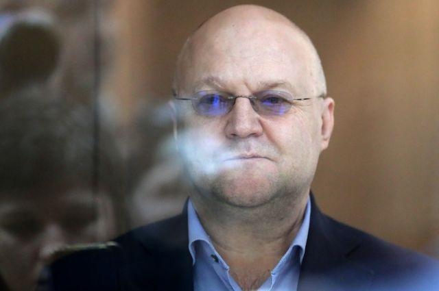 Суд оставил в силе приговор экс-генералу СКР Дрыманову