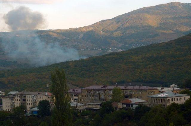 Минобороны НКР заявило о 673 погибших военных с начала боевых действий