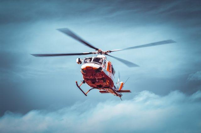 Следователи возбудили уголовное дело после крушения вертолёта под Вологдой