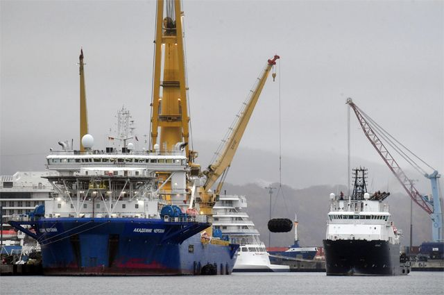 Успеет ли Джо Байден ввести санкции против «Северного потока — 2»?