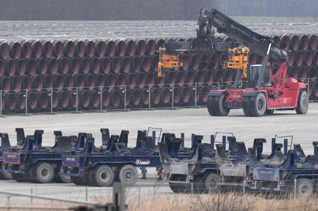 В МИД России выразили уверенность в успешной реализации «СП-2»