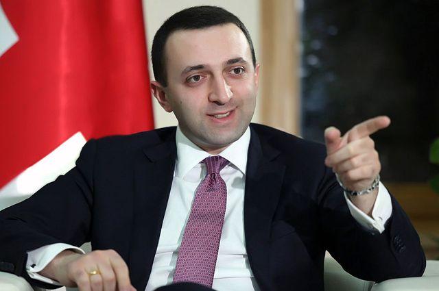 Парламент Грузии вынес вотум доверия кандидату в премьеры Гарибашвили