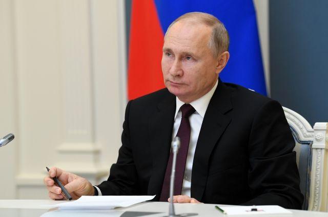 Путин подписал закон, запрещающий высадку детей из общественного транспорта