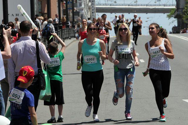 Помощник здорового образа жизни. Сбер запустил приложение «Зеленый марафон»