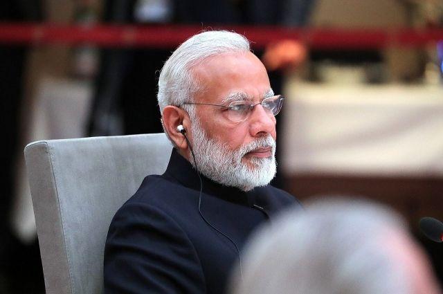Премьер-министр Индии рассказал о разговоре с Путиным