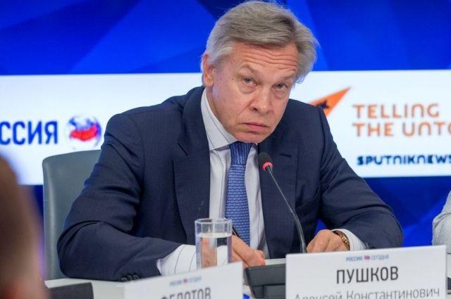 Пушков раскритиковал Бузову и её приглашение в спектакль МХАТ