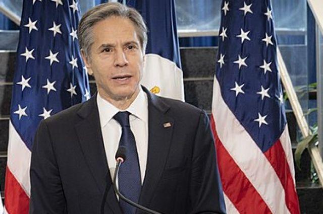 Блинкен: в настоящее время «Аль-Каида»* не может осуществить атаки на США