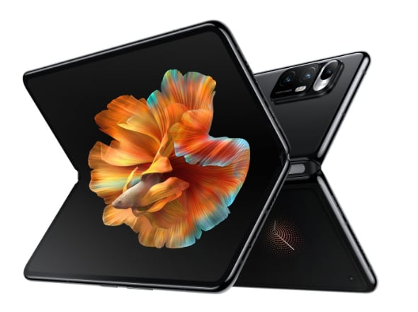 Xiaomi представила складной Mi Mix Fold с уникальной камерой