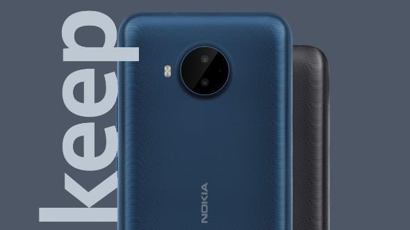 HMD Global анонсировала Nokia C20 Plus на Android Go