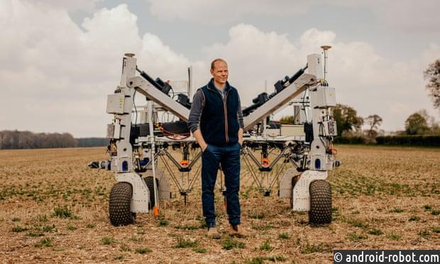 Эксперты: Роботы смогут заменить пестициды в борьбе с сорняками