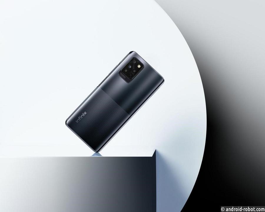 Радикально обновленную серию смартфонов NOTE 10 запустила Infinix