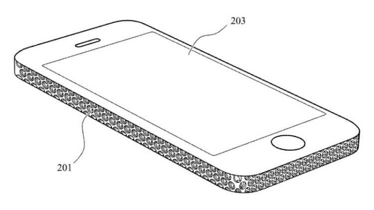 Apple засветила iPhone в дырчатом дизайне как у Mac Pro