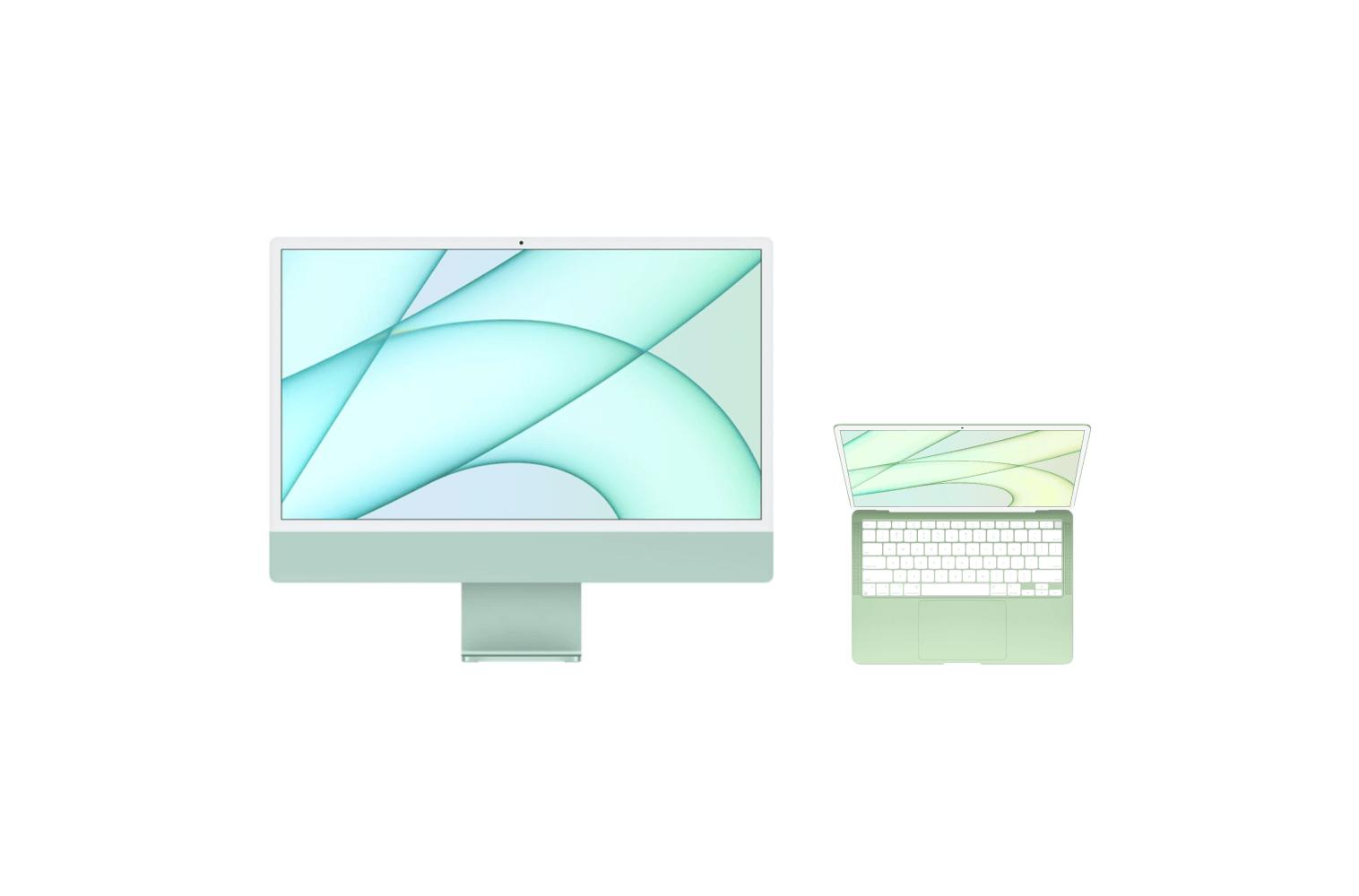 Вы не узнаете новый MacBook Air 2021