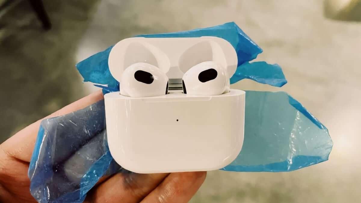 Apple может представить AirPods 3 уже 18 мая. Вместе с Apple Music HiFi