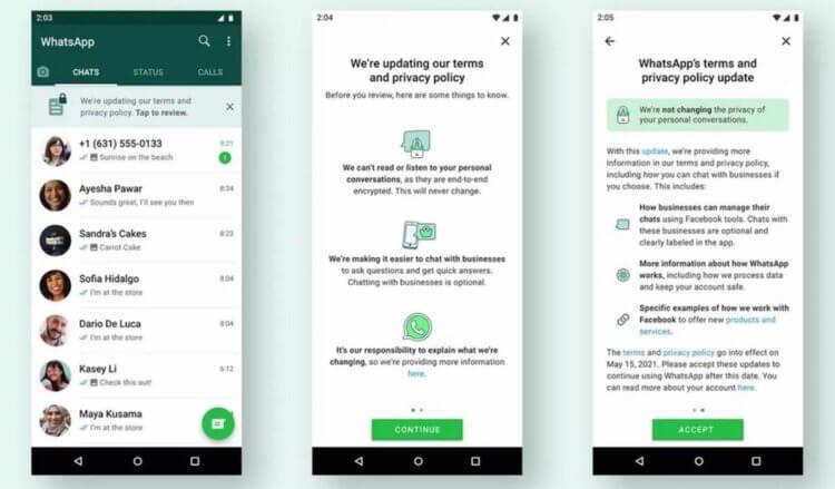 За что Apple может удалить WhatsApp из App Store