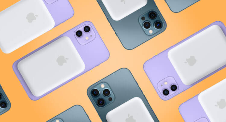 Apple выпустила iOS 14.7 для всех с поддержкой MagSafe Battery Pack