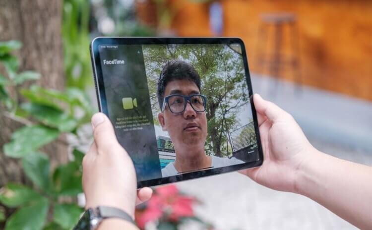 Функция «В центре внимания» на iPad: что это и как работает