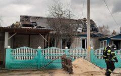 В Брянске при пожаре погибли мужчина и женщина