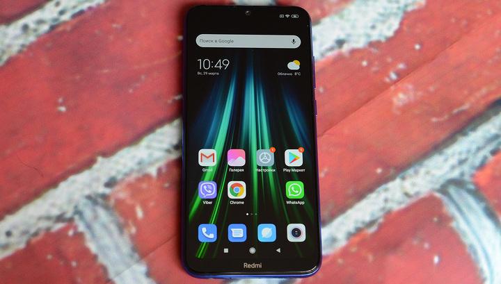 Обзор смартфона Xiaomi Redmi Note 8T: не просто громкий