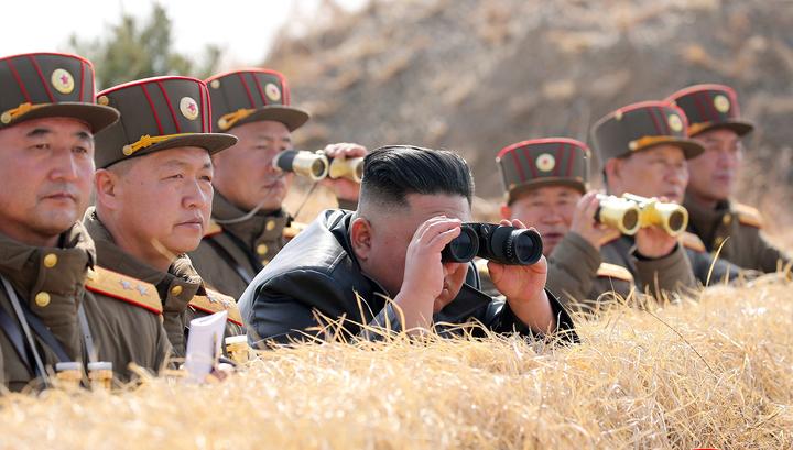 Ким Чен Ын провел партийное заседание после долгого отсутствия