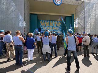 2 августа Воздушно-десантным войскам России исполняется 90 лет