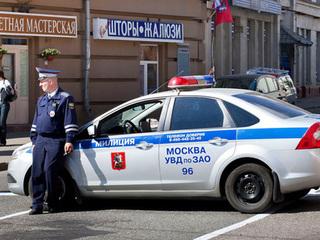 Центр Москвы перекроют для автотранспорта из-за спортивных мероприятий