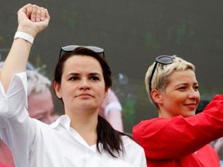 Тихановская гарантирует безопасность Лукашенко в случае его мирного ухода