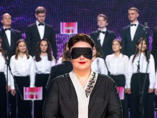 Хормейстер из Москвы – победительница второго выпуска шоу 'Удивительные люди'