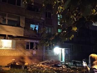 В тюменской пятиэтажке прогремел взрыв