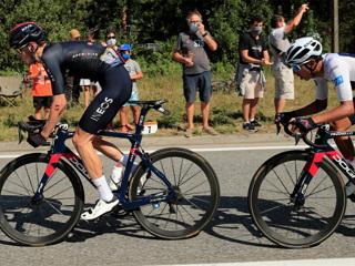 Тур де Франс. Павел Сиваков замкнул четверку лучших на 16-м этапе