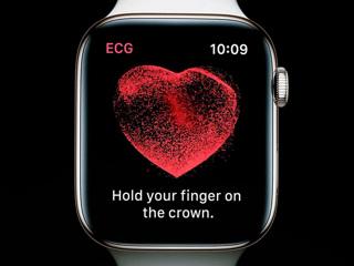 На Apple Watch в России заработает функция ЭКГ