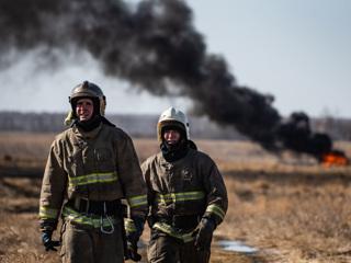 В 30 регионах введен особый режим из-за природных пожаров