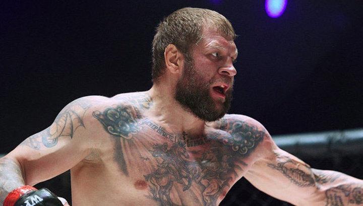 Александр Емельяненко проведет боксерский бой против Минеева в Fight Nights