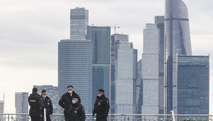 За майские праздники в Москве и области поймали более 1200 нарушителей самоизоляции