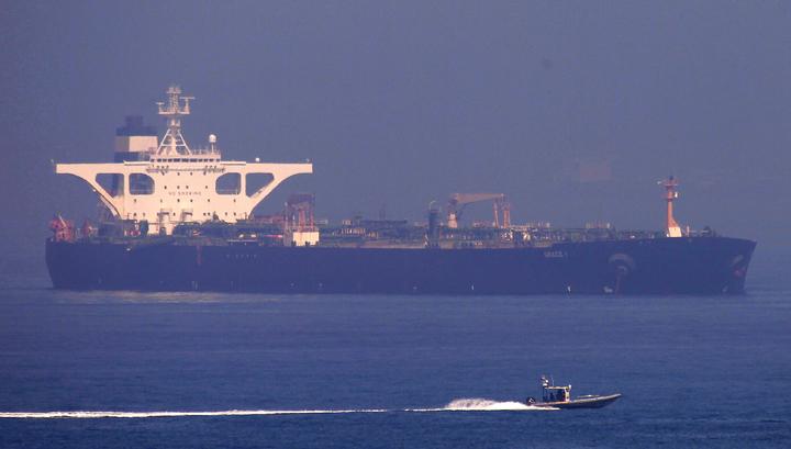 Первый танкер с нефтью из США отправляется в Белоруссию