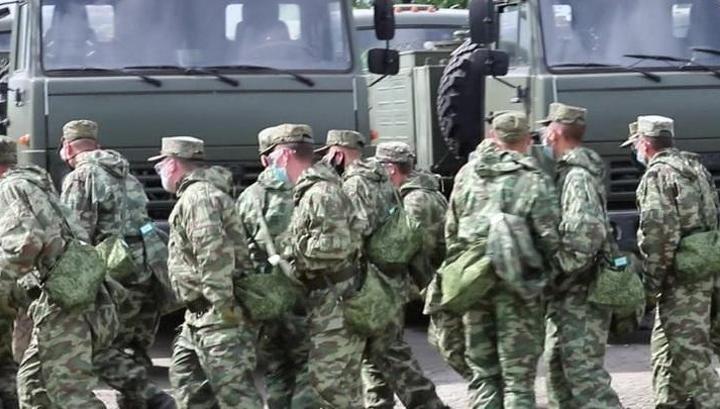 Военные специалисты развернут в Дагестане мобильный COVID-госпиталь