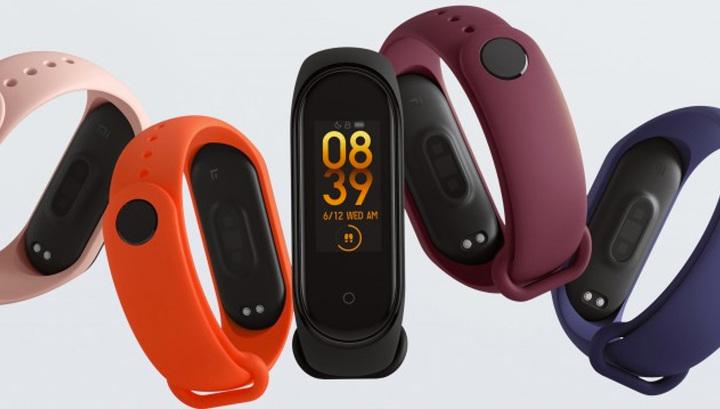 Xiaomi выпустит фитнес-браслет, измеряющий кислород в крови