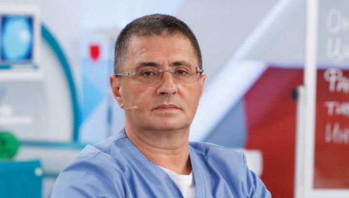 Доктор Мясников поведал о коронавирусном 'русском чуде'