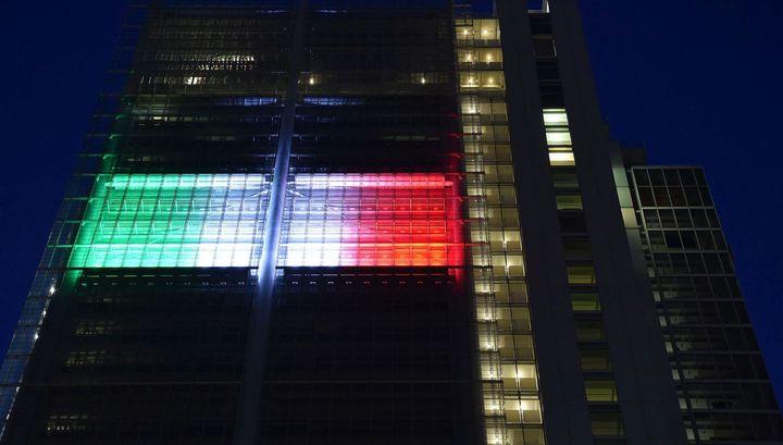 Банк Италии прогнозирует сокращение экономики Италии на 5% в первом квартале