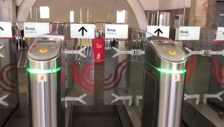 На 15 станциях московского метро появятся автоматы по продаже масок