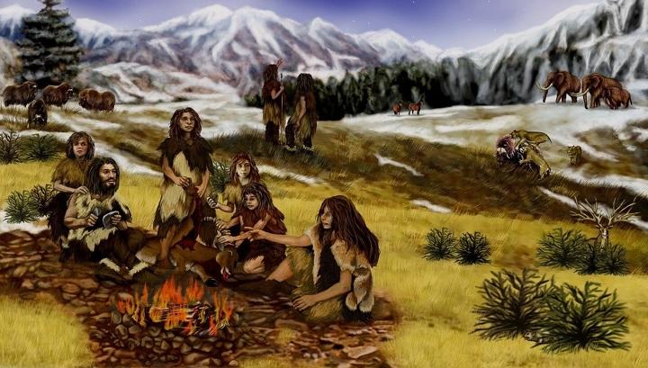 Суперкомпьютер вычислил, кто виноват в гибели неандертальцев