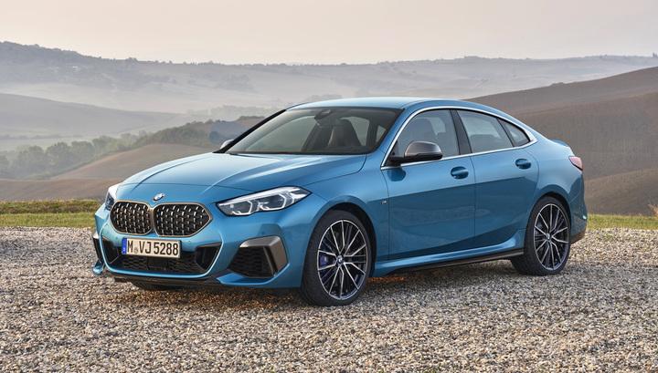 Новые 'двойки' BMW уже зазывают на сервис