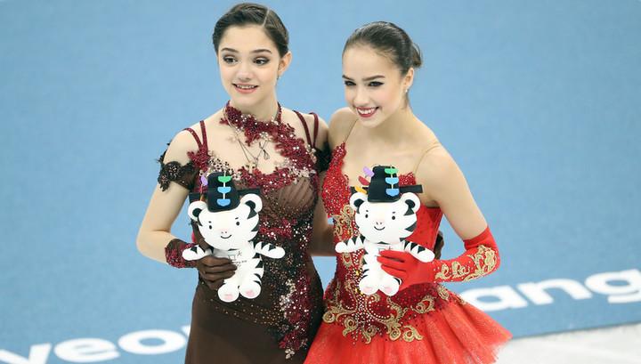 Медведева и Загитова будут включены в состав сборной России на следующий сезон