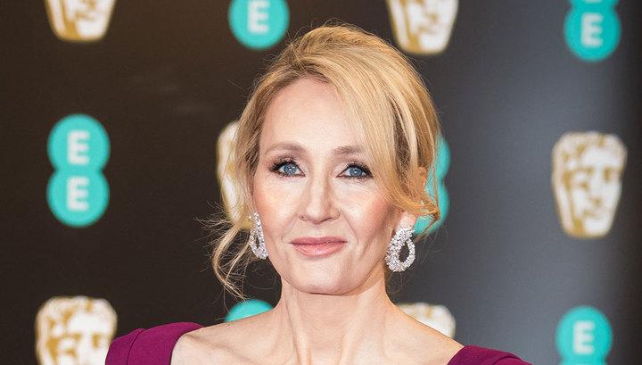 Джоан Роулинг призналась, что начала писать 'Гарри Поттера' не в Шотландии